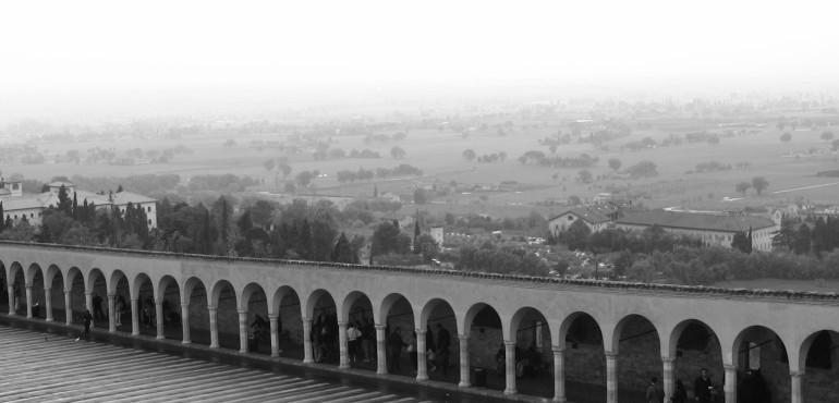 Fotografia Paesaggio in Bianco e Nero