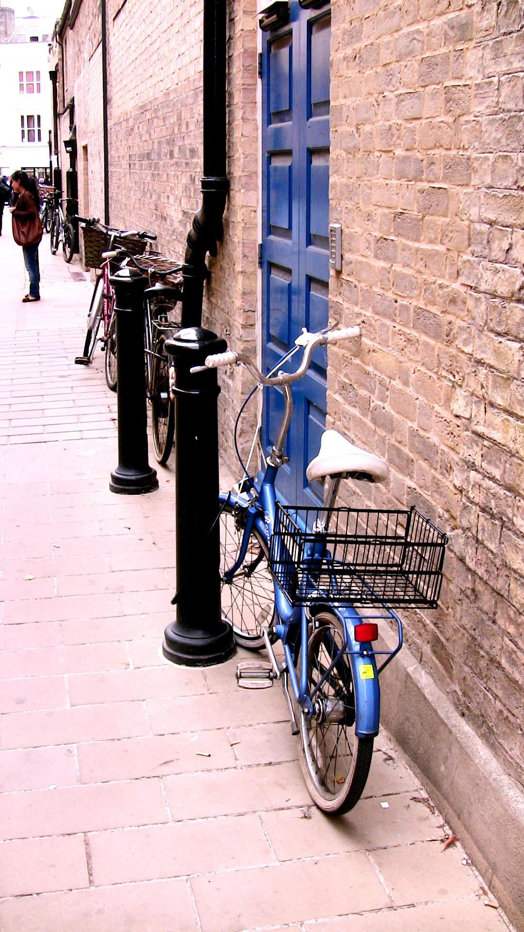 bicicletta da passeggio, cambridge