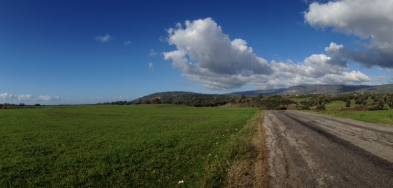 Panorama in Calabria – Monte Poro